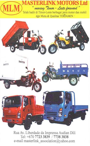 Masterlink Motors